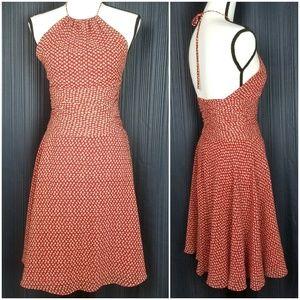 Moda International Halter Dress Size 4